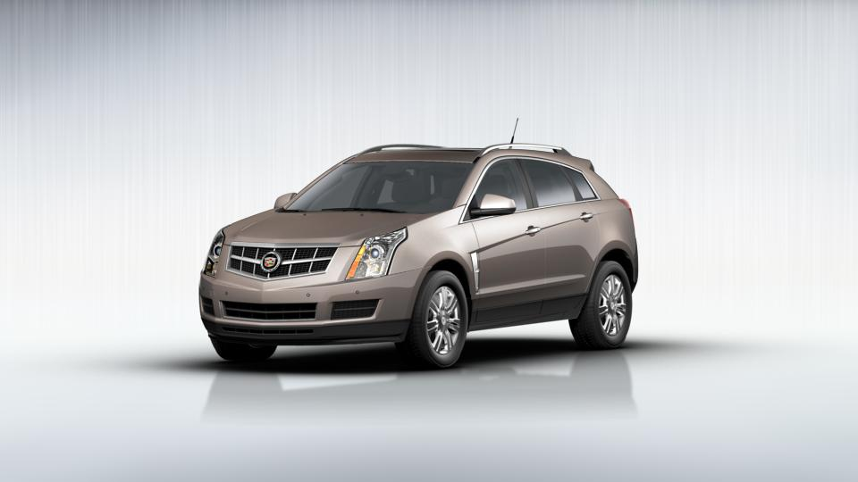 2012 Cadillac SRX Vehicle Photo in Northbrook, IL 60062