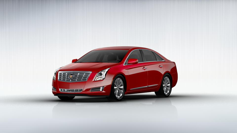2013 Cadillac XTS Vehicle Photo in Redding, CA 96002