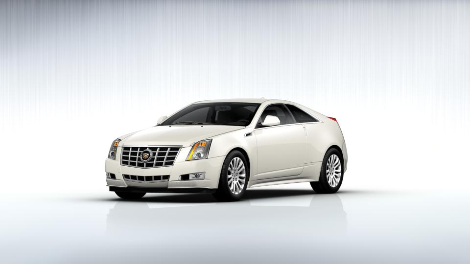 2013 Cadillac CTS Coupe Vehicle Photo in Macedon, NY 14502