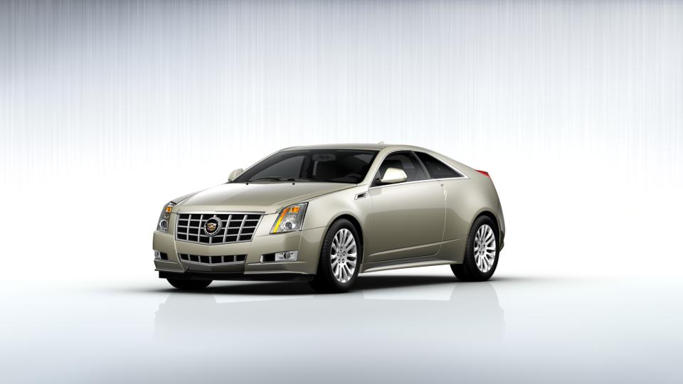 2013 Cadillac CTS Coupe Vehicle Photo in Northbrook, IL 60062