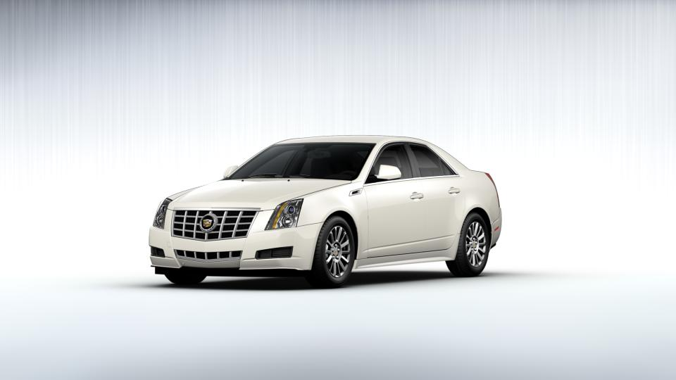 2013 Cadillac CTS Sedan Vehicle Photo in Portland, OR 97225