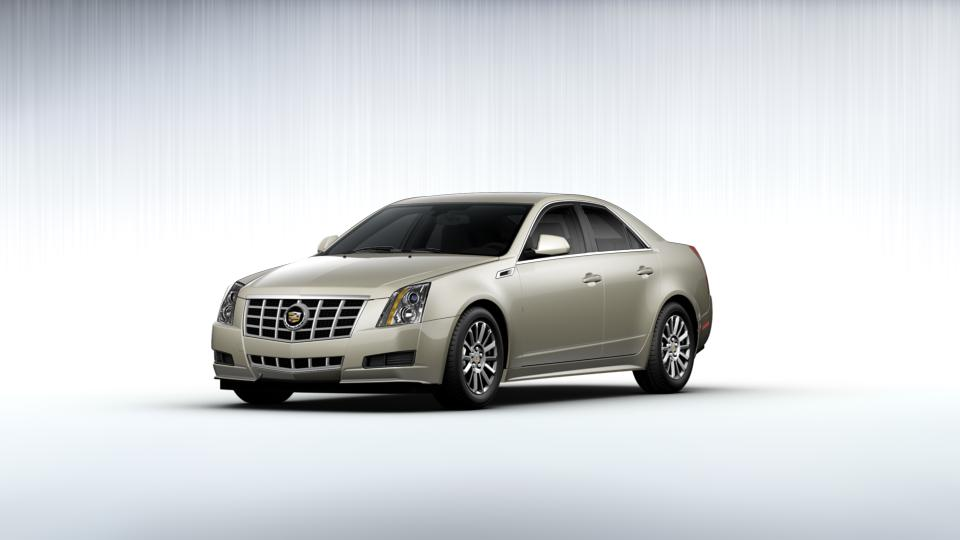 2013 Cadillac CTS Sedan Vehicle Photo in Houston, TX 77546