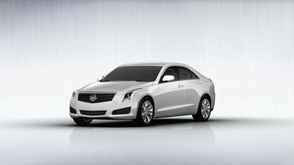 2013 Cadillac ATS Vehicle Photo in San Angelo, TX 76901