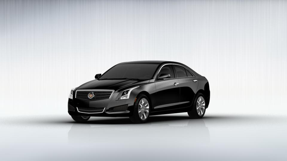 2013 Cadillac ATS Vehicle Photo in Baraboo, WI 53913