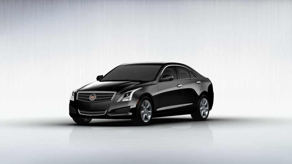 2013 Cadillac ATS Vehicle Photo in Ellwood City, PA 16117