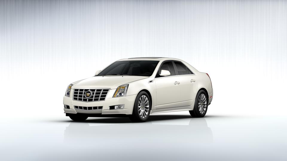 2013 Cadillac CTS Sedan Vehicle Photo in Burlington, WI 53105
