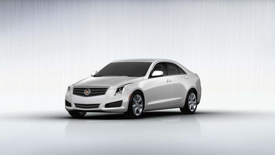2013 Cadillac ATS Vehicle Photo in Wendell, NC 27591