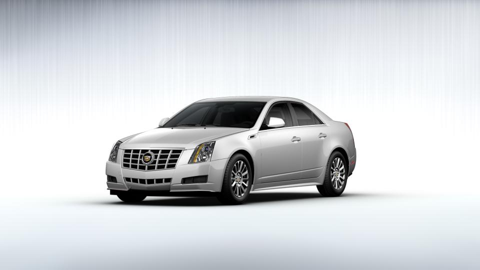 2013 Cadillac CTS Sedan Vehicle Photo in Lake Bluff, IL 60044
