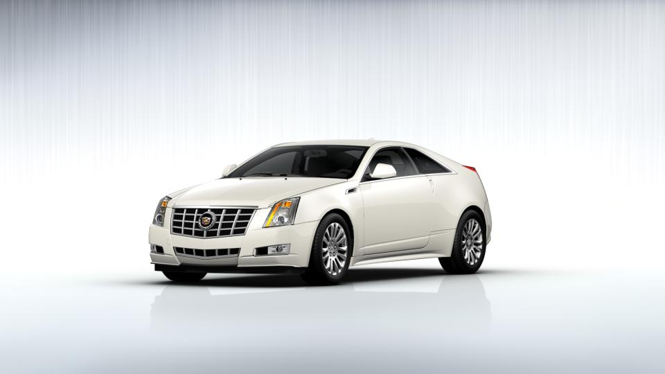 2013 Cadillac CTS Coupe Vehicle Photo in Menomonie, WI 54751
