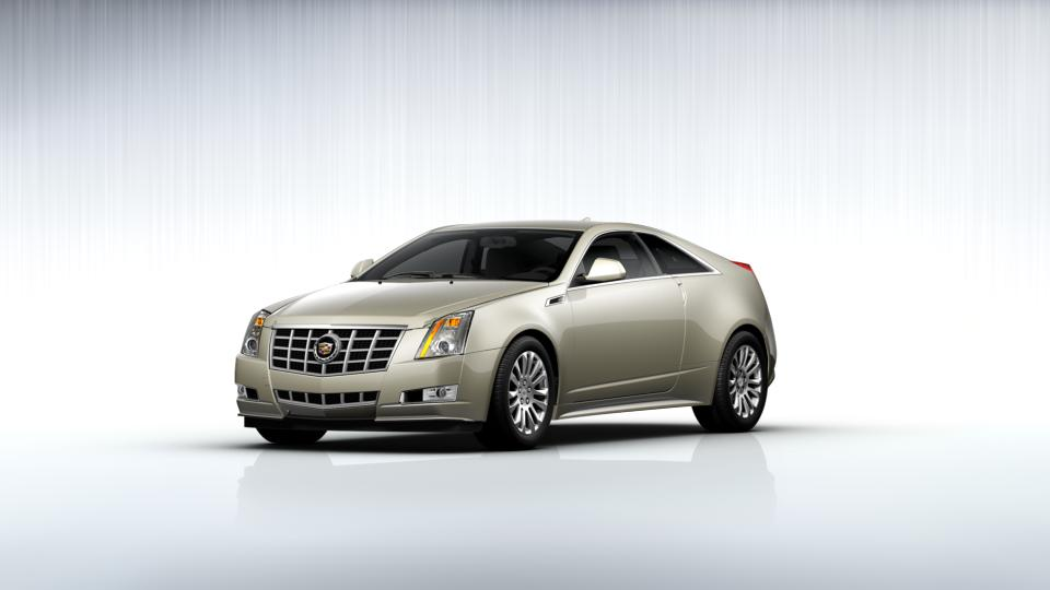 2013 Cadillac CTS Coupe Vehicle Photo in Elyria, OH 44035