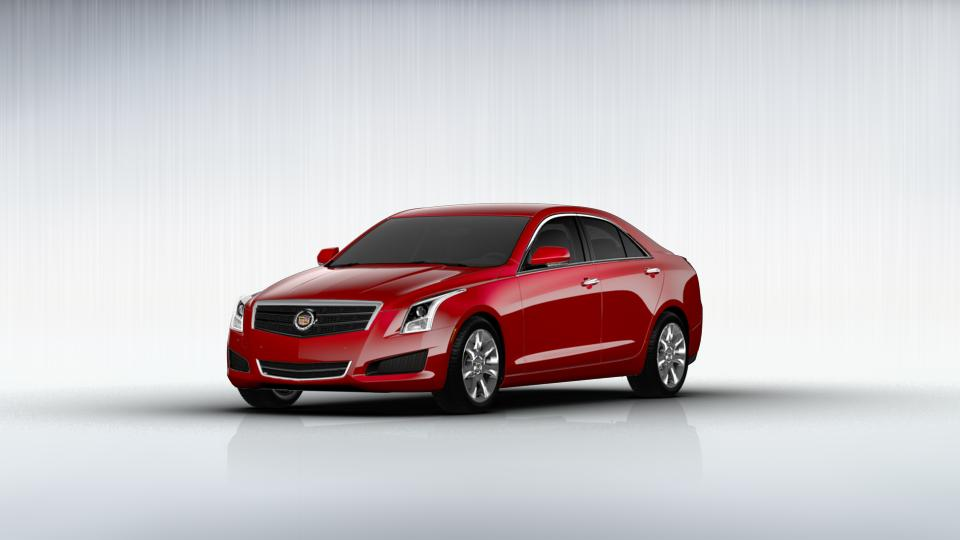 2013 Cadillac ATS Vehicle Photo in Puyallup, WA 98371