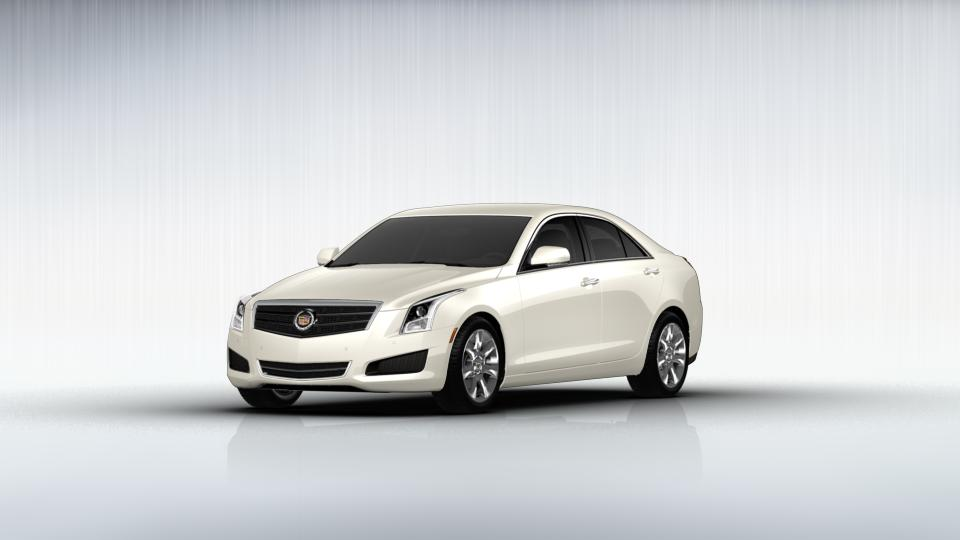 2013 Cadillac ATS Vehicle Photo in Austin, TX 78759