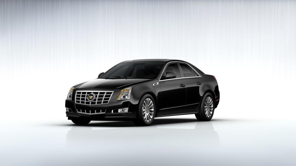 2013 Cadillac CTS Sedan Vehicle Photo in Kernersville, NC 27284