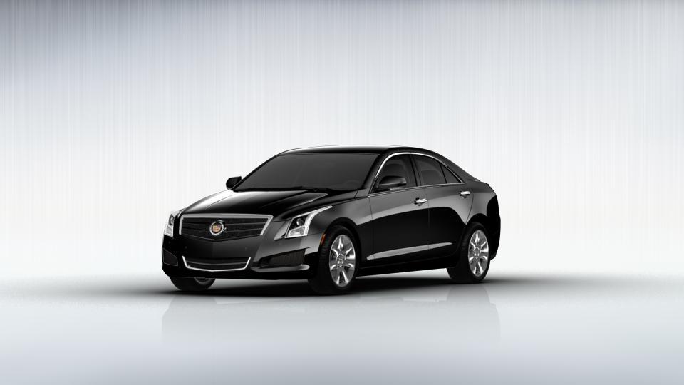 2013 Cadillac ATS Vehicle Photo in Houston, TX 77074