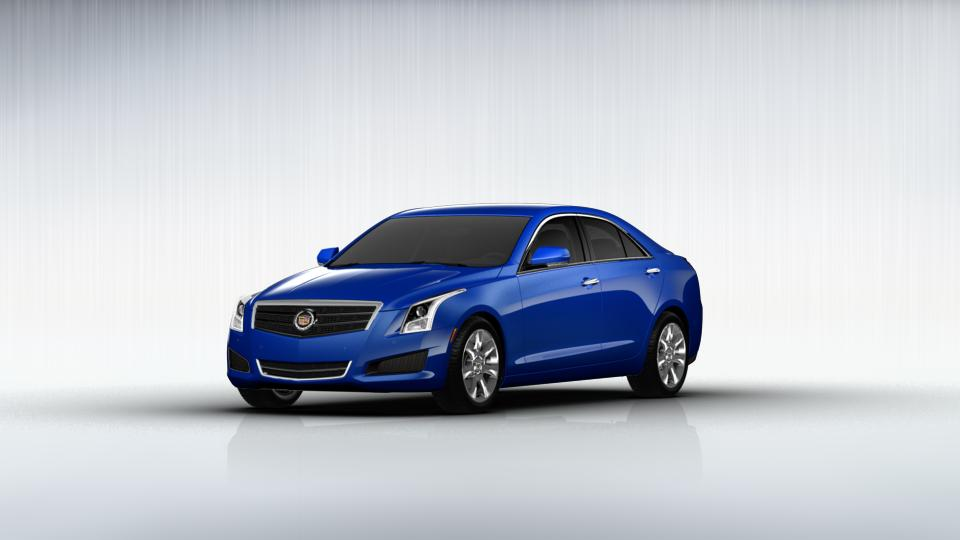 2013 Cadillac ATS Vehicle Photo in Odessa, TX 79762