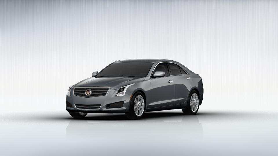 2013 Cadillac ATS Vehicle Photo in San Leandro, CA 94577