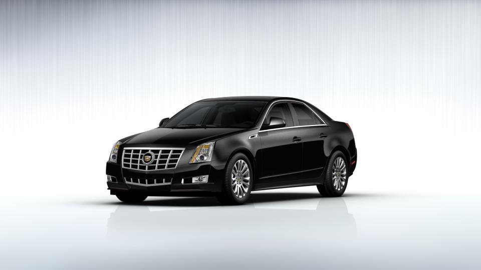 2013 Cadillac CTS Sedan Vehicle Photo in Greensboro, NC 27405