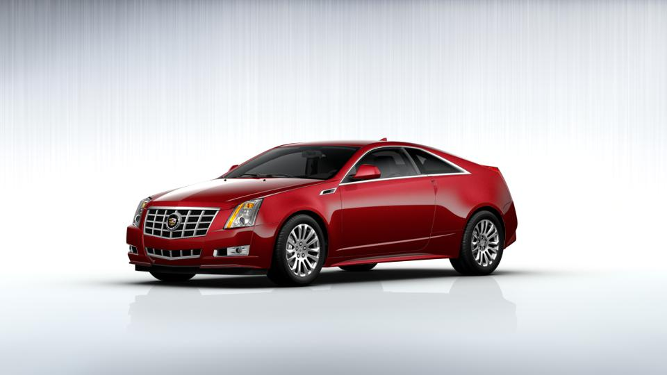 2014 Cadillac CTS Coupe Vehicle Photo in Greensboro, NC 27405
