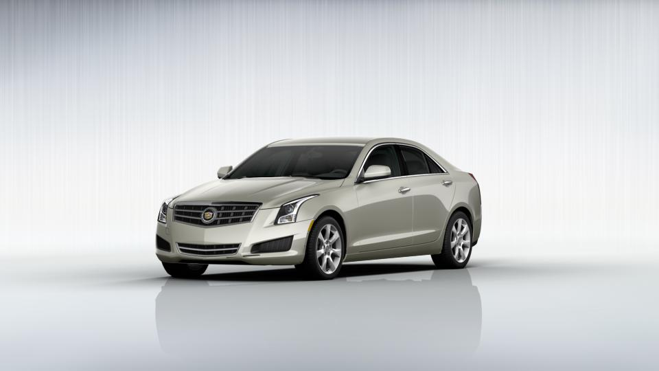 2014 Cadillac ATS Vehicle Photo in Fishers, IN 46038