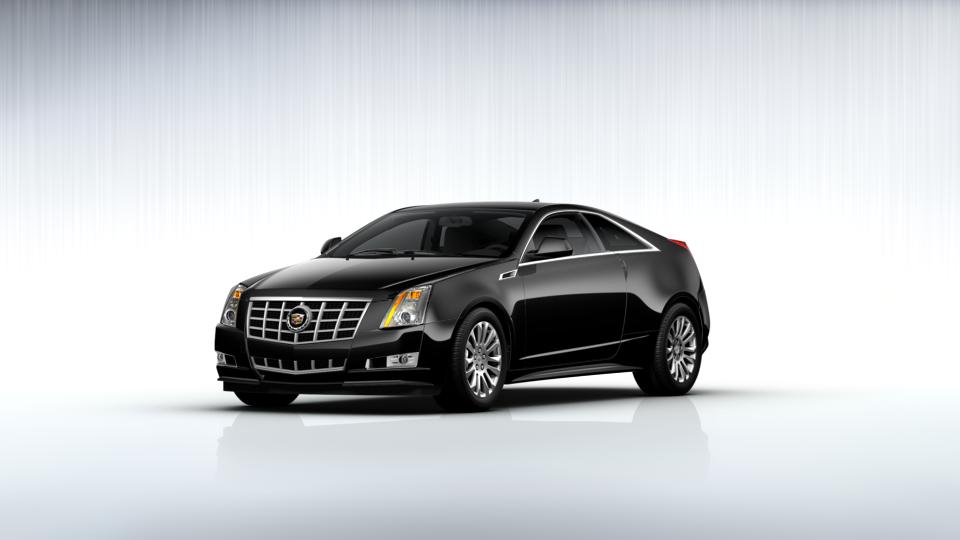2014 Cadillac CTS Coupe Vehicle Photo in Knoxville, TN 37912