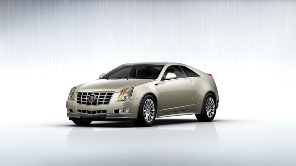 2014 Cadillac CTS Coupe Vehicle Photo in Ocala, FL 34474
