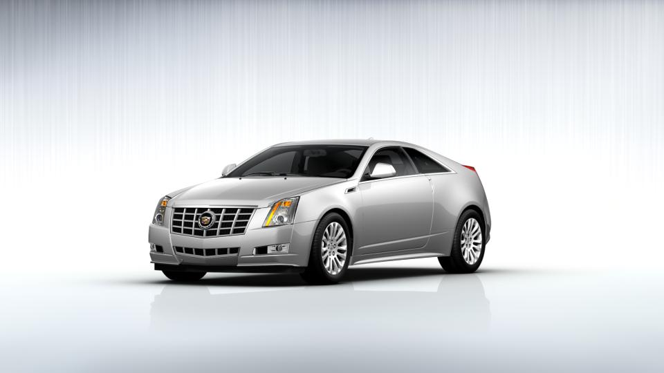 2014 Cadillac CTS Coupe Vehicle Photo in Ellwood City, PA 16117