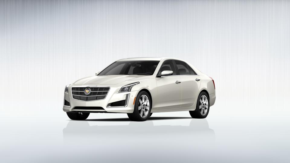 2014 Cadillac CTS Sedan Vehicle Photo in Gulfport, MS 39503