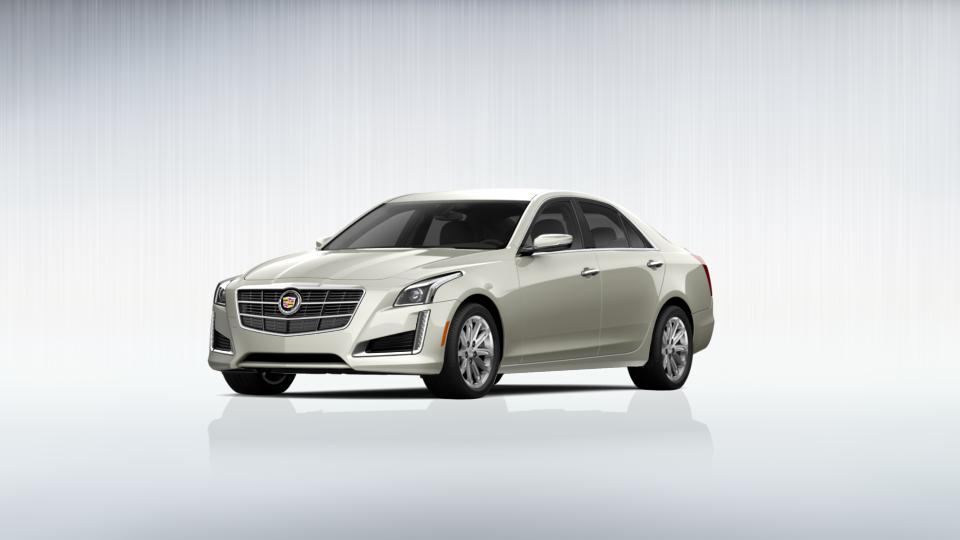 2014 Cadillac CTS Sedan Vehicle Photo in Tallahassee, FL 32308
