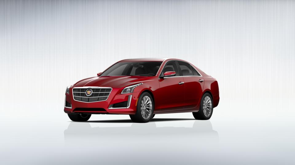 2014 Cadillac CTS Sedan Vehicle Photo in Butler, PA 16002
