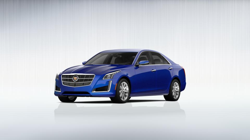 2014 Cadillac CTS Sedan Vehicle Photo in Casper, WY 82609