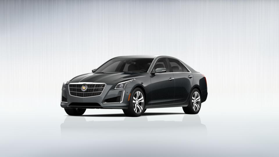 2014 Cadillac CTS Sedan Vehicle Photo in Kernersville, NC 27284