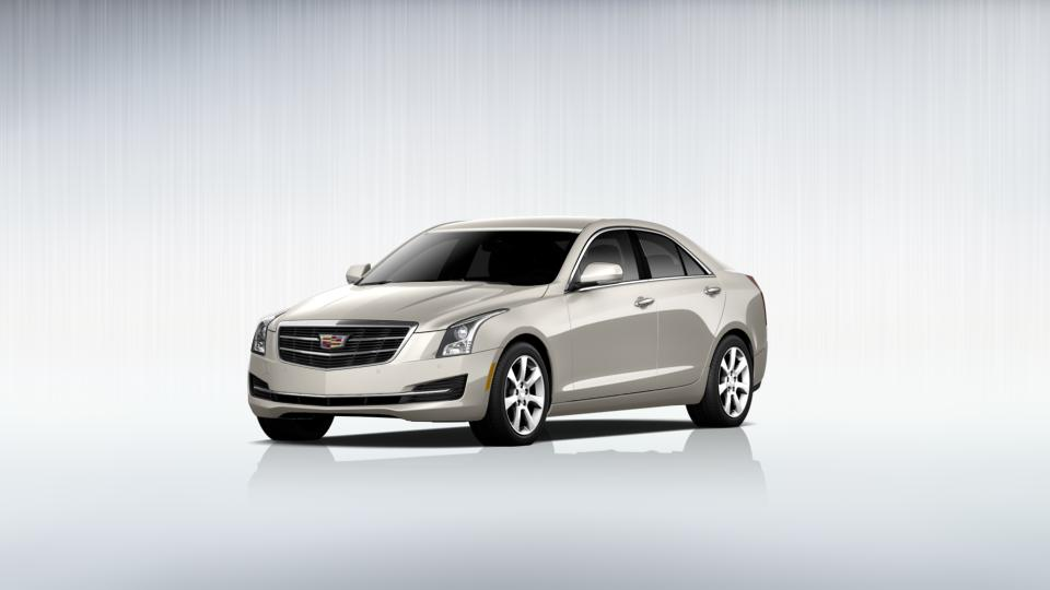 2015 Cadillac ATS Sedan Vehicle Photo in Temple, TX 76502