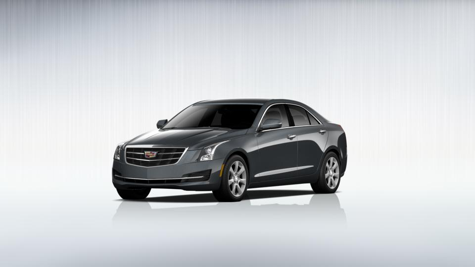 2015 Cadillac ATS Sedan Vehicle Photo in Lansing, MI 48911