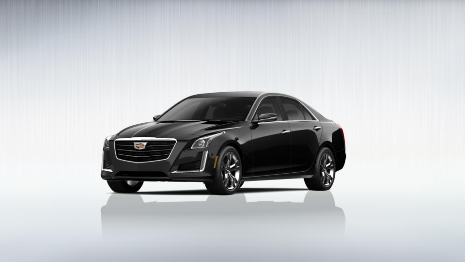 2015 Cadillac CTS Sedan Vehicle Photo in Greensboro, NC 27405