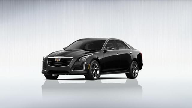 Pre-Owned 2015 Cadillac CTS Sedan 3 6L Twin Turbo V6 RWD Vsport