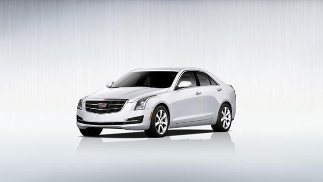 The 2015 Cadillac ATS Sedan for Sale at John Hiester Chevrolet