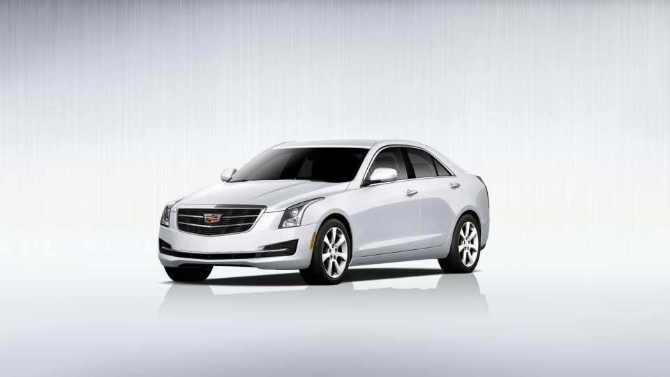 2015 Cadillac ATS Sedan Vehicle Photo in Independence, MO 64055