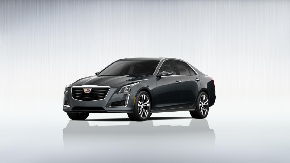 2015 Cadillac CTS Sedan Vehicle Photo in Atlanta, GA 30350