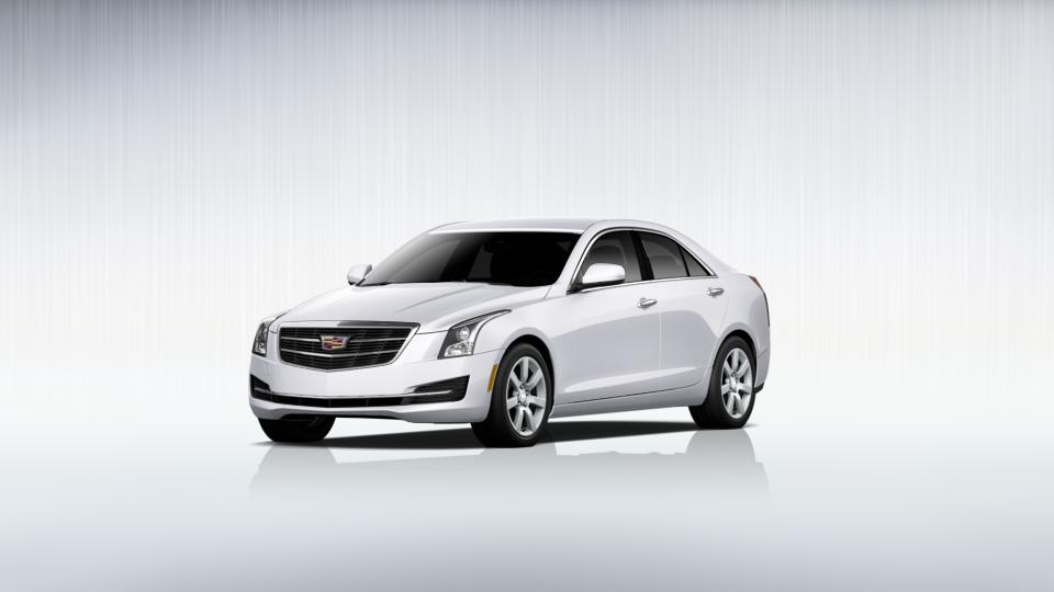 2015 Cadillac ATS Sedan Vehicle Photo in Austin, TX 78759