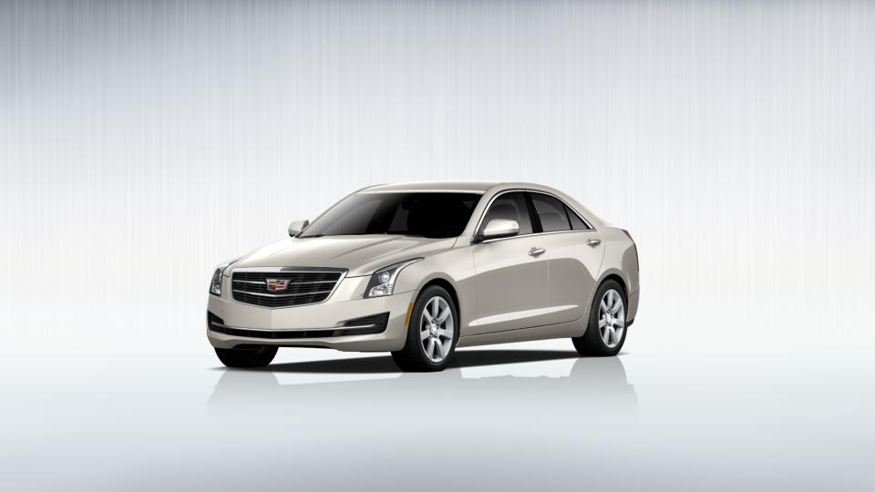 2015 Cadillac ATS Sedan Vehicle Photo in Charleston, SC 29407