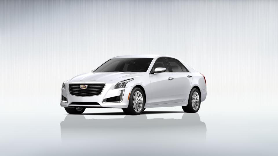 2015 Cadillac CTS Sedan Vehicle Photo in Calumet City, IL 60409