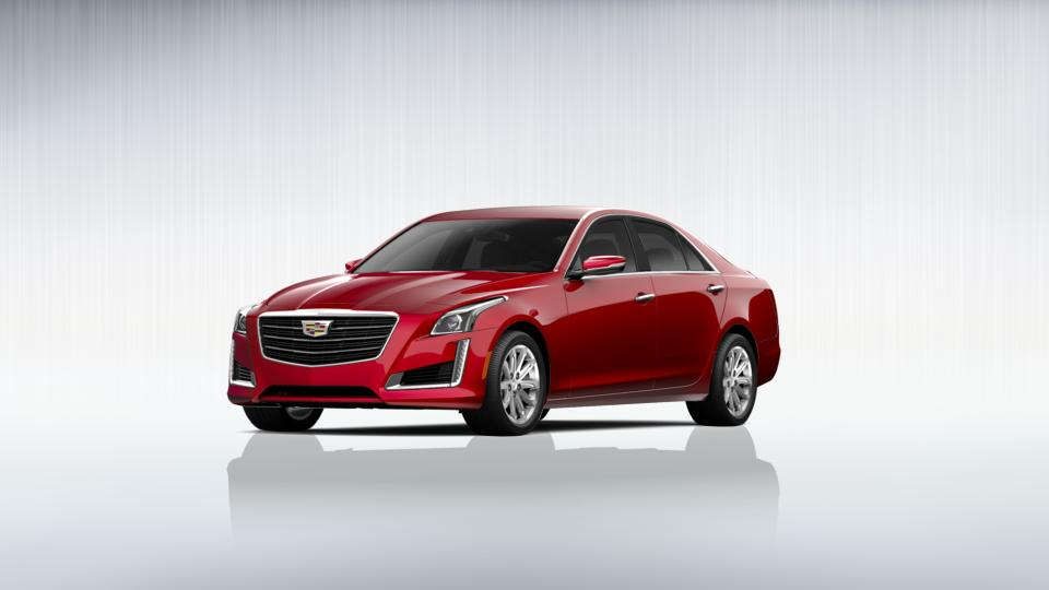 2015 Cadillac CTS Sedan Vehicle Photo in Ellwood City, PA 16117
