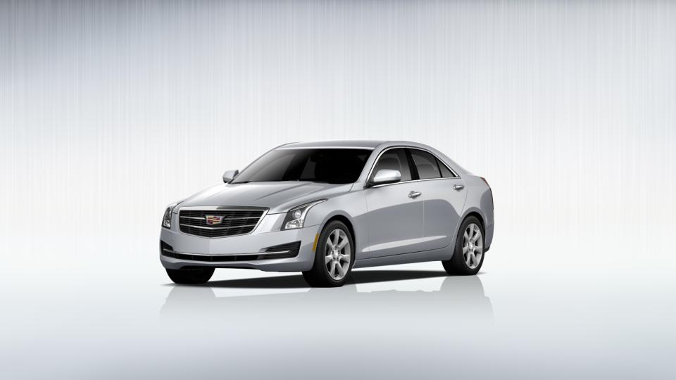 2015 Cadillac ATS Sedan Vehicle Photo in Beaufort, SC 29906