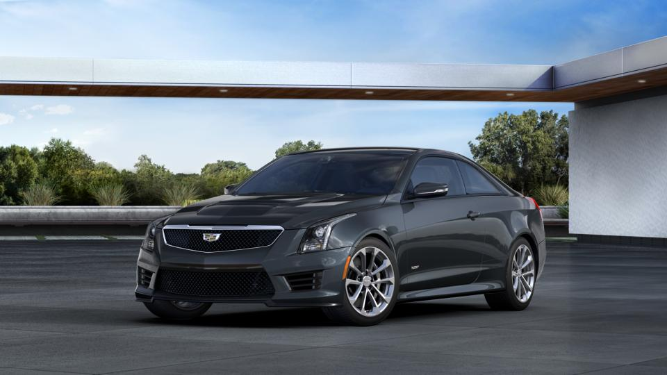 2016 Cadillac ATS-V Coupe Vehicle Photo in Greeley, CO 80634