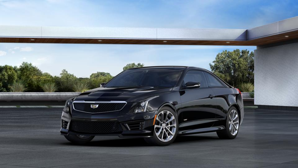 2016 Cadillac ATS-V Coupe Vehicle Photo in Austin, TX 78759