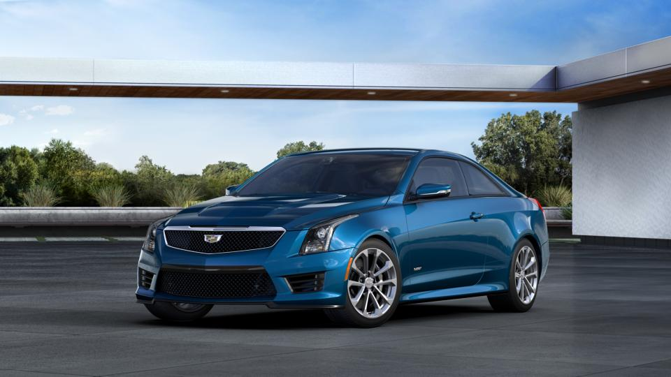 2016 Cadillac ATS-V Coupe Vehicle Photo in Portland, OR 97225