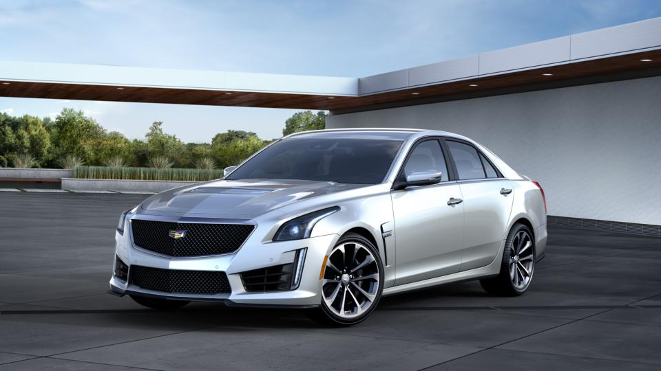 2016 Cadillac CTS-V Sedan Vehicle Photo in Atlanta, GA 30350
