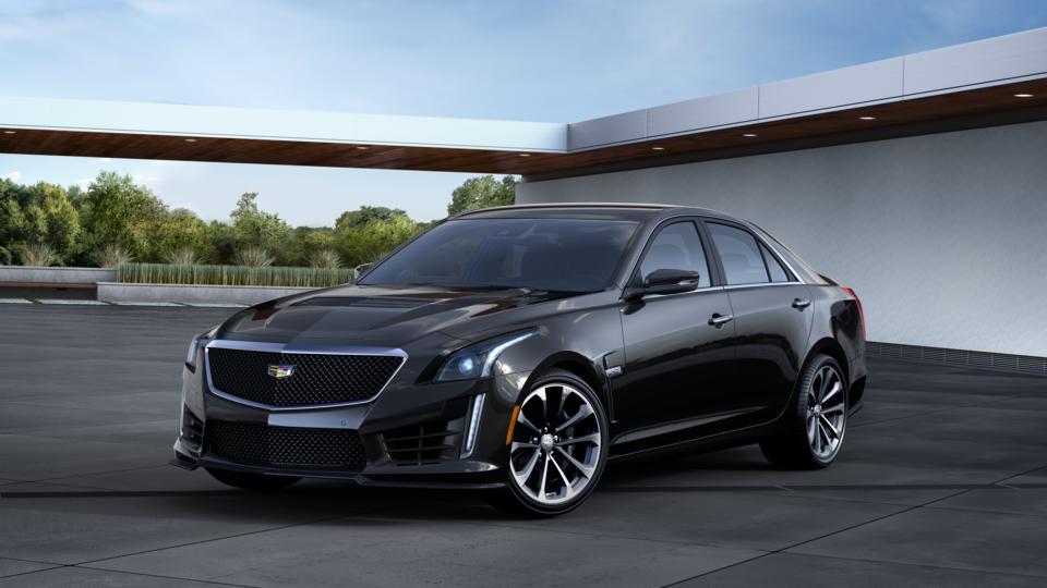 2016 Cadillac CTS-V Sedan Vehicle Photo in Austin, TX 78759