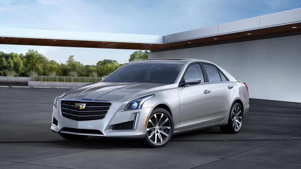 2016 Cadillac CTS Sedan Vehicle Photo in Temecula, CA 92591