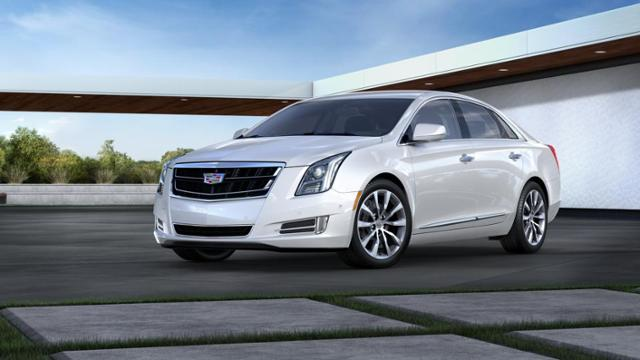 2016 Cadillac Xts Vehicle Photo In Orlando Fl 32804
